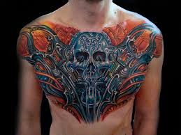 mechanic tattoos 45 best biomechanical tattoos designs 2017 collection