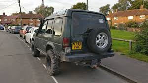 land rover discovery modified 1995 land rover discovery 300tdi modified 1600 ono didcot retro