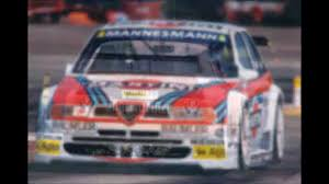 alfa romeo martini racing tribute to the leggend of the dtm alfa romeo 155 v6 ti pure