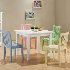 5pc kids play table set bel furniture houston u0026 san antonio