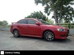used mitsubishi lancer buy used mitsubishi lancer 1 5 mivec gls 4a t car in singapore