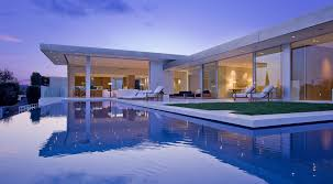 u shaped house plans with pool in middle los angeles laguna beach architecture projects mcclean design