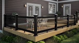 Patio Railing Designs Ideas For Deck Railing Design Houzz Design Ideas Rogersville Us