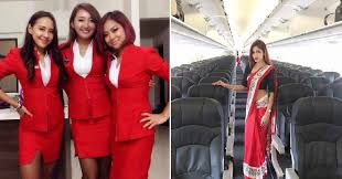 airasia uniform tony fernandes hints traditional wear will be airasia s uniform in