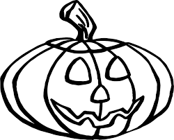 free halloween pumpkin coloring page wecoloringpage