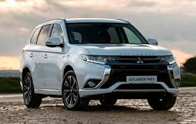 black mitsubishi outlander 2016 mitsubishi outlander phev has created new market sector