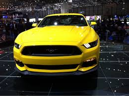 2015 mustang source 2015 mustang in geneva carshow the mustang source ford