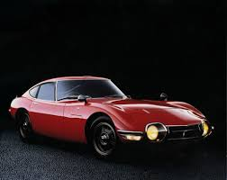 japanese sports cars how the toyota 2000gt put japanese cars on the map