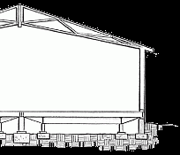 mobile home foundation plans mobile home foundation system types
