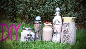 diy alchemist bottles diy halloween 2015 7 youtube