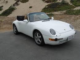 Porsche 911 Hardtop Convertible - 1996 porsche 911 carrera cabriolet low miles must see