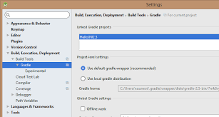 android build tools look at new android gradle build tools the new dsl