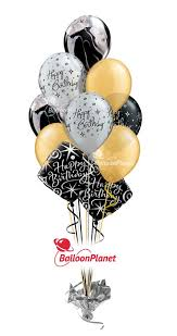30th birthday balloon bouquets las vegas nevada balloon delivery balloon decor by