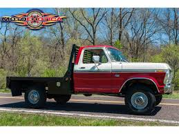 Classic Ford Truck Bench Seats - 1976 ford f250 for sale classiccars com cc 973294