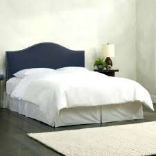 full blue headboard beds headboards bedroom furniture navy twin
