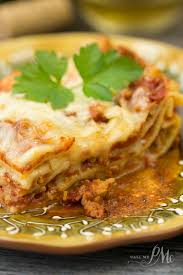 Ingredients For Lasagna With Cottage Cheese by Easy Lasagna Call Me Pmc