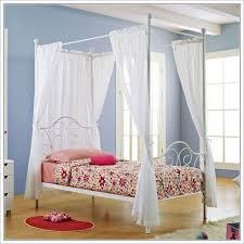 black canopy bed drapes home design ideas