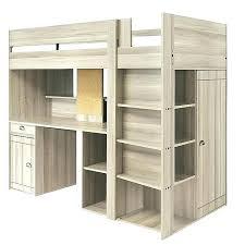 bureau 2 places lit mezzanine avec bureau lit en mezzanine 2 places lit