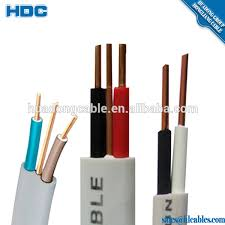 philippines best selling yellow and green strip earth cable 1c