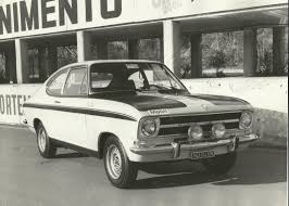 1969 opel kadett opel kadett ls rallye original 1969 italian roma conrero press