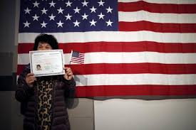 Seeking Usa Free U S Citizenship Program Makes Naturalizing Easier Ny Daily