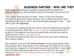 wedding planner packages wedding planner profile