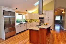 kitchen bar cabinets glass vent hood kitchen traditional with breakfast bar cabinet