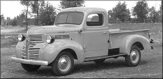 pickuptruck com segment five 1939 to 1947 job rated pickups