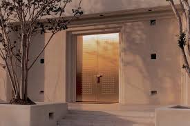 Metal Door Designs Fused Metal Doors Architectural Forms Surfaces