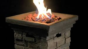 Bond Propane Fire Pit Canyon Ridge Firebowl Youtube
