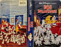 opening 101 dalmatians 1992 vhs version 2
