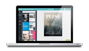 design magazine online make awesome magazine cover designs online for free in canva