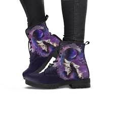 wolf and moon premium boots ushopcafe