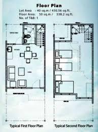house design plans 50 square meter lot richwood homes compostela cebu cebu daisy homes
