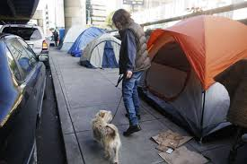 tents for buying tents for s f s homeless isn t helping them san