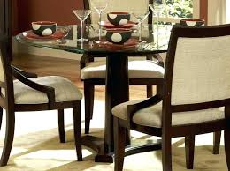Glass Dining Room Table Tops Dining Room Tables Glass Top Attractive Rectangle Table Tops Set
