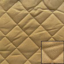 sea 55 inch collins mocha textured pre quilted boat fabric