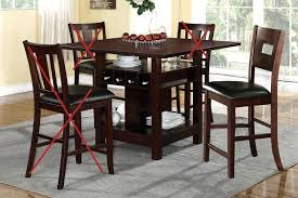 counter height dining table butterfly leaf kitchen tables with leaf table with leaf black table and chairs