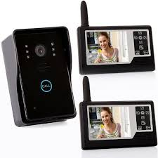 Interphone Video Blyss by Visiophone Sans Fil Wifi Bell350 Double Amazon Fr Bricolage