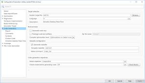 set external mode code generation parameters matlab u0026 simulink