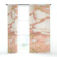 Pink And Gold Curtains Gold And Pink Curtains Marble Gold Shimmer Marble With Yellow