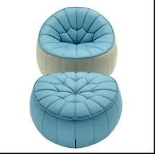 cute ottoman armchair by ligne roset