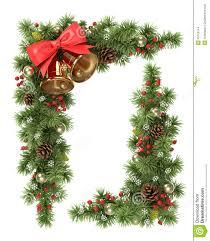 corner christmas tree christmas tree corner stock illustration image 45152744