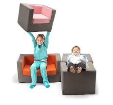 modern kid furniture modern kids cubino loveseats modern furniture by monte design