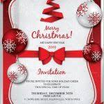 christmas party invitation template powerpoint gavea regarding