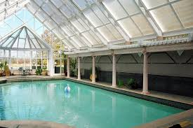 Indoor Pool Design Pool And Spa Little Silver New Jersey Residential Pool Design By