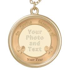 in loving memory lockets in loving memory necklaces lockets zazzle