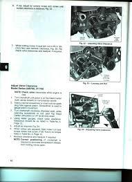 how to adjust the valves on a 17 5 h p briggs u0026stratton engine