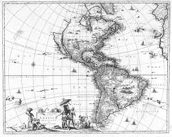 Map Of North America And Can by Hargrett Rare Library Map Collection Colonial America