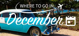 where to go on in december